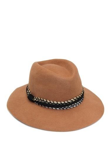 Ferruccio Vecchi Şapka Camel